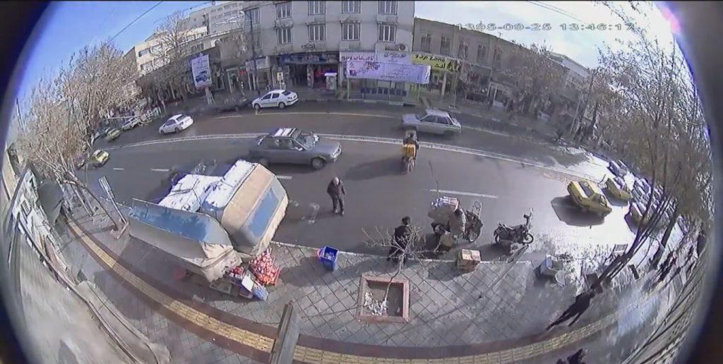 دوربین مداربسته panorama
