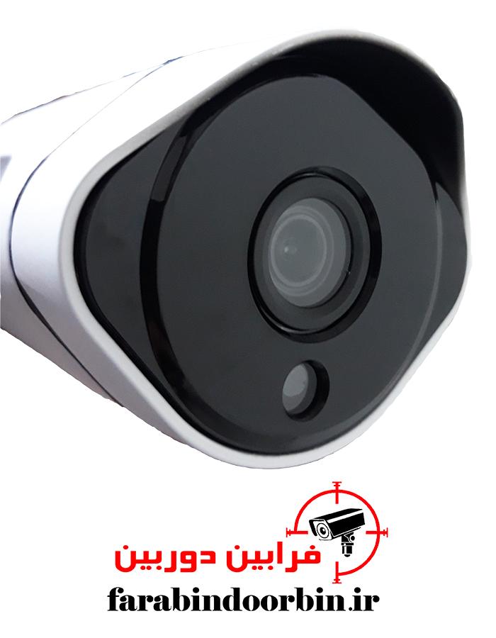 لنز دید در شب دوربین مدار بسته