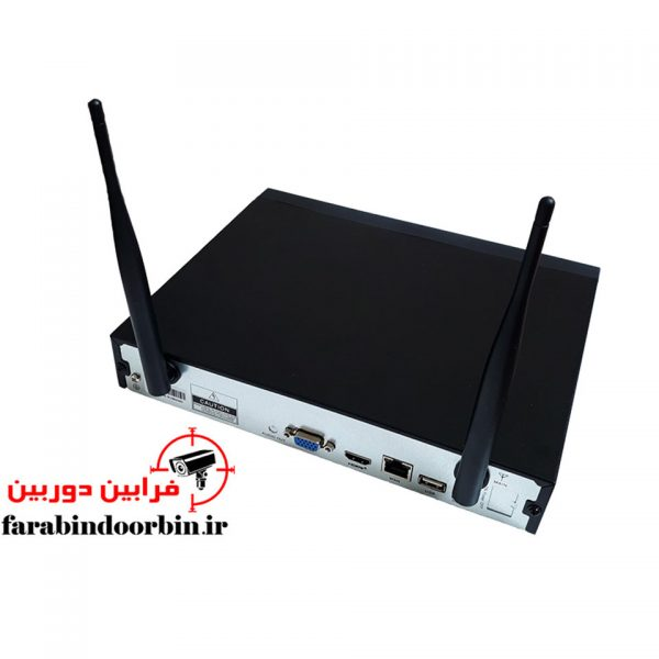 بسته 4 کانالی دوربین مدار بسته