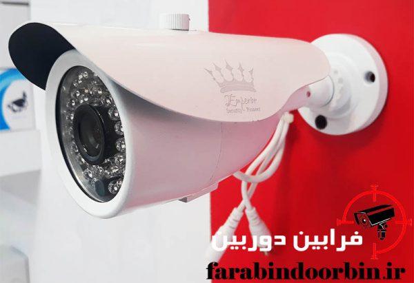 لیست دوربین های مداربسته آنالوگ