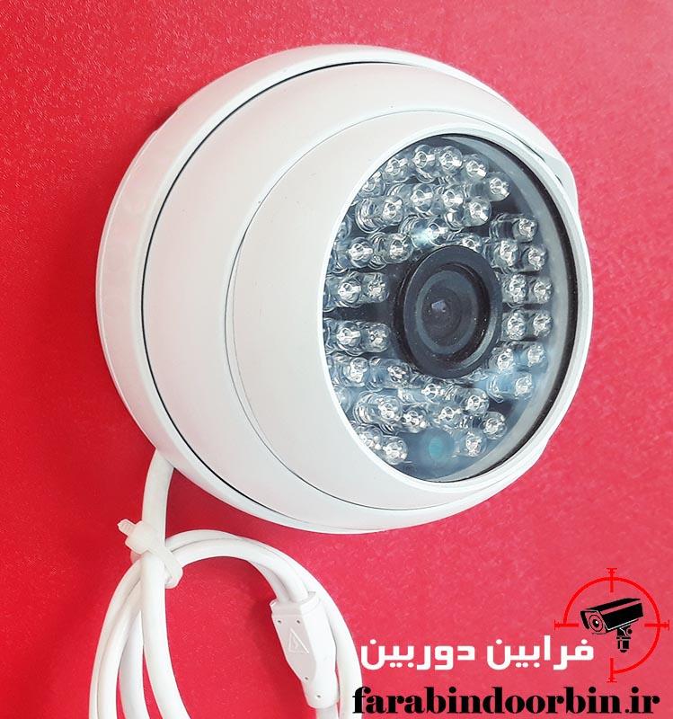 دوربین مداربسته سقفی