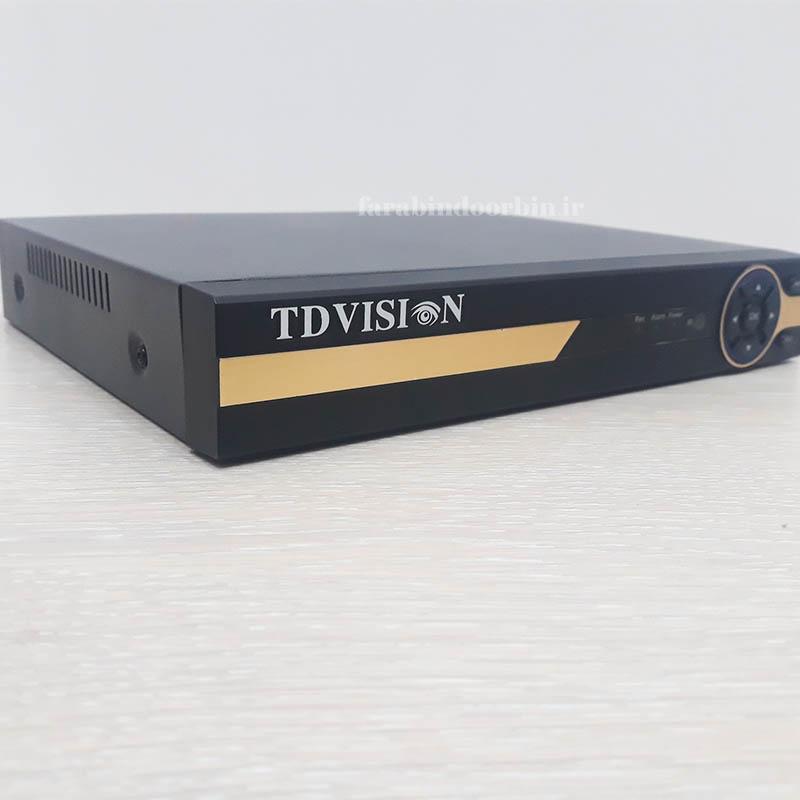 ضبط کننده DVR 8 کانال
