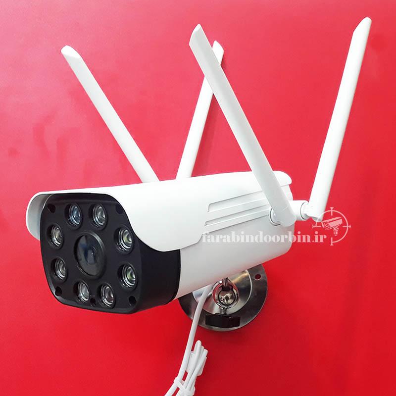 دوربین مدار بسته بولت وای فای مدل 924