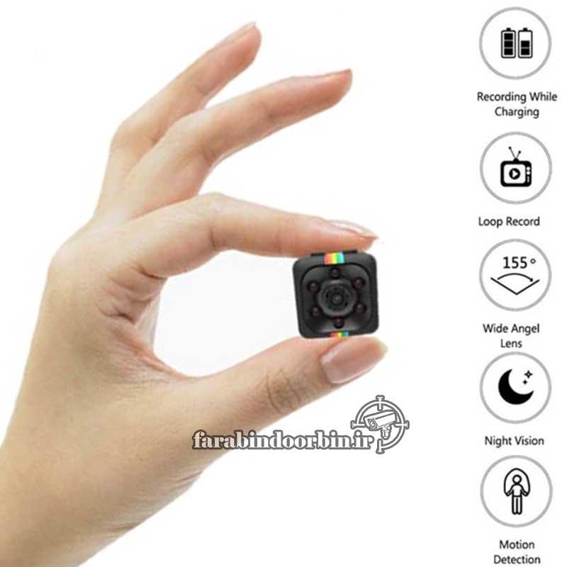 دوربین شارژی مدل SQ11