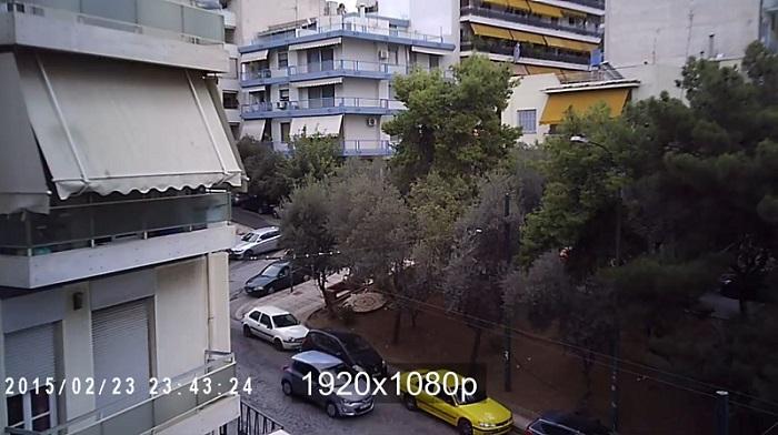 نمونه کیفیت دوربین مخفی مدل SQ11